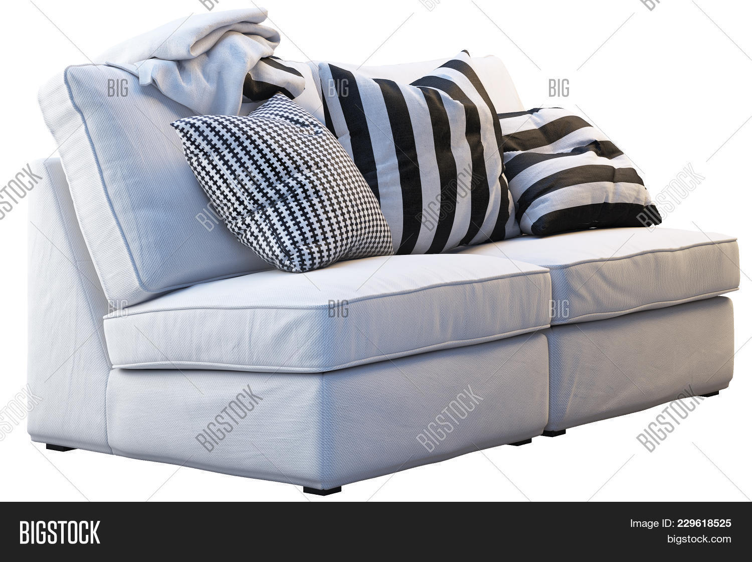 Superb White Sofa Pillows Image Photo Free Trial Bigstock Squirreltailoven Fun Painted Chair Ideas Images Squirreltailovenorg