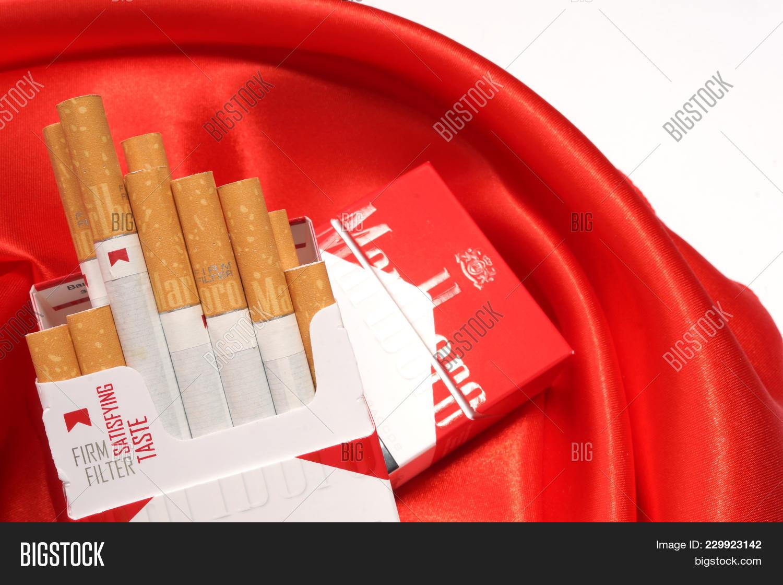 Are cigarettes Marlboro sold in the USA