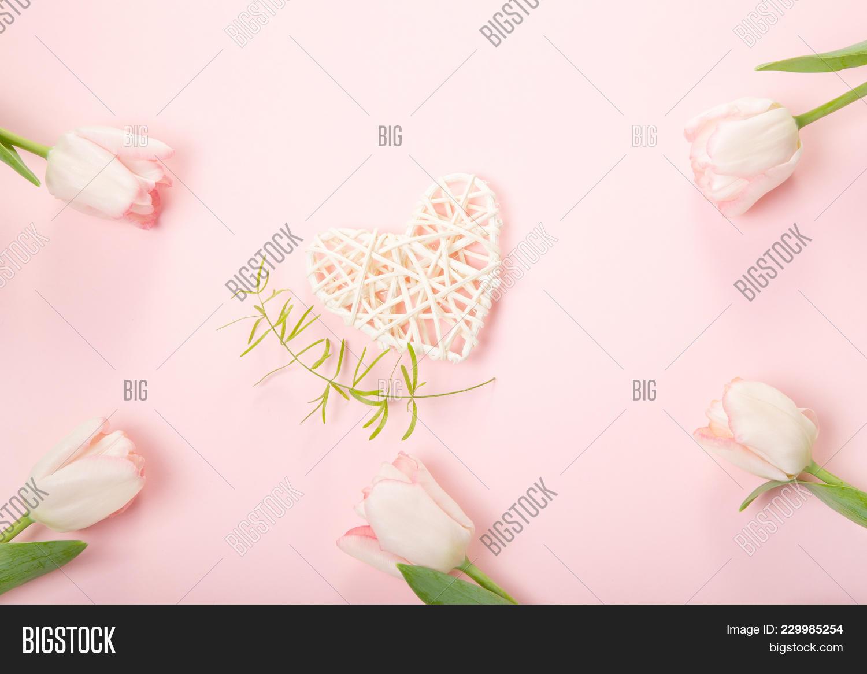 Creativeconcept Festive Flower Pink Powerpoint Template