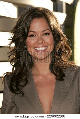 LOS ANGELES - JUL 13:  Brooke Burke at the ABC Summer Press Tour Party 2004  on July 13, 2004 in Century City, CA.