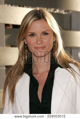 LOS ANGELES - JUL 13:  Bonnie Somerville at the ABC Summer Press Tour Party 2004  on July 13, 2004 in Century City, CA.