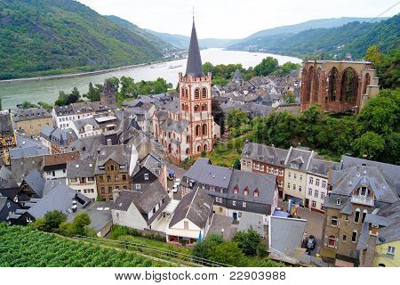 Rhine River Village
