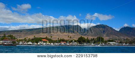 Panorama - Lahaina, Maui, Washington