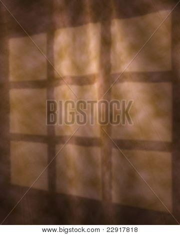 Muslin Portrait Background with Daylight