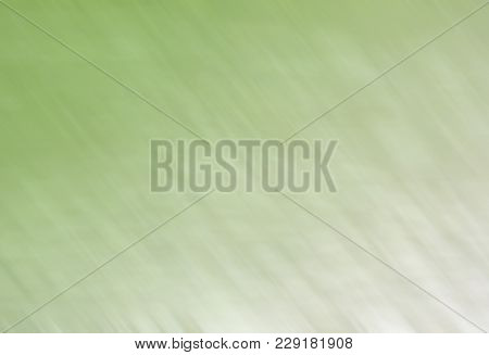Simple Background With Green Gradient And Soft Sidelong Linear Texture