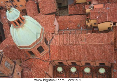 Bologna From On High