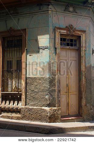 Building In Trinidad, Cuba