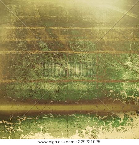 Grunge retro vintage textured background. With different color patterns