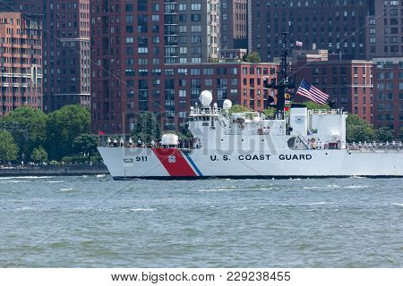 United States Coast Guard Cutter Forward
