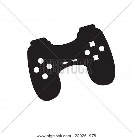 Isolated Joystick Toy Icon. Vector Illustration Design