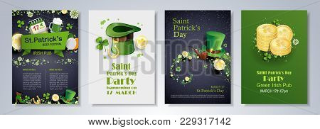 St Patrick's Day Flyer Template
