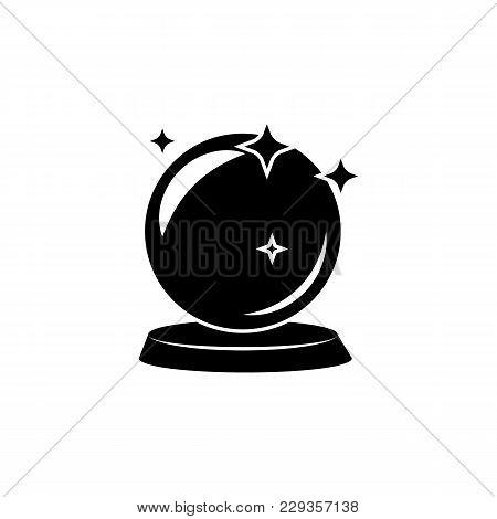 Magic Ball Icon.element Of Popular Magic Icon. Premium Quality Graphic Design. Signs, Symbols Collec