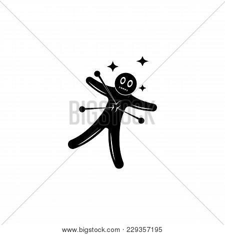 Voodoo Doll Icon.element Of Popular Magic Icon. Premium Quality Graphic Design. Signs, Symbols Colle