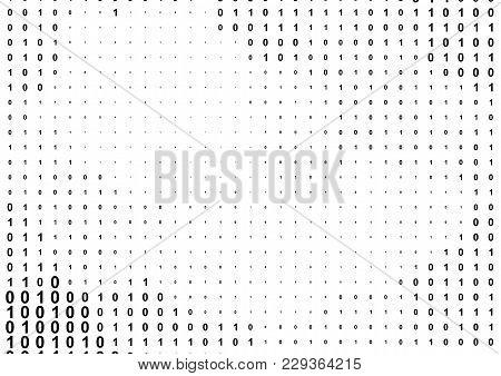 Binary Computer Code Background