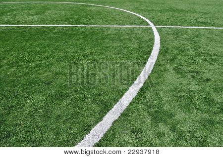 American Football-Feld