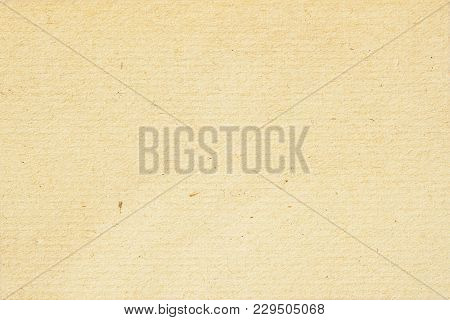 Texture Of Beige In A Strip Paper For Artwork, Has Small Inclusions Of Cellulose. Modern Background,