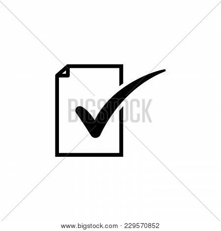 To-do Icon. Vector Illustration Symbol (sign) Business