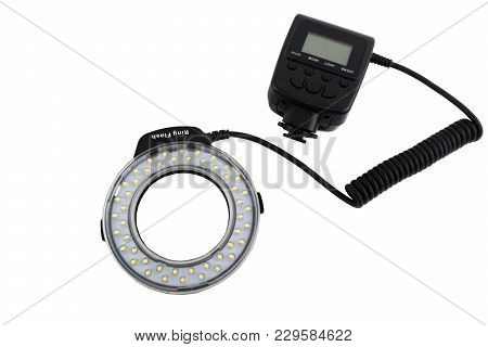 Led Macro Ring With Controller