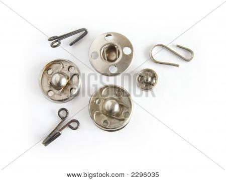 Buttons And Hooks