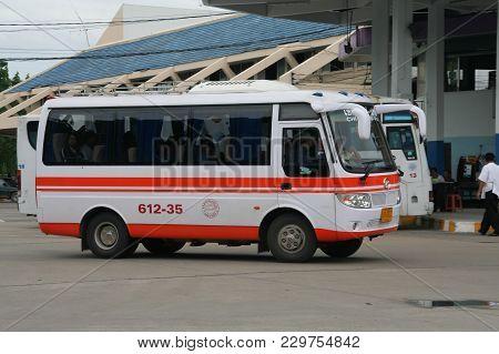 Prempracha Company Mini Bus