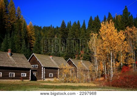 Smiths Ferry Cabins