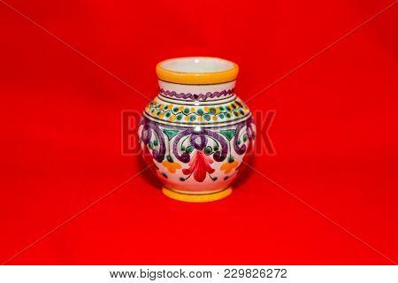 Elegant Interior Vase