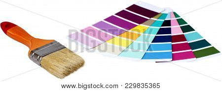 Color Descriptive White Background Colorful Design Paper