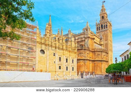 Cathedral Of Saint Mary Of The See (catedral De Santa Maria De L