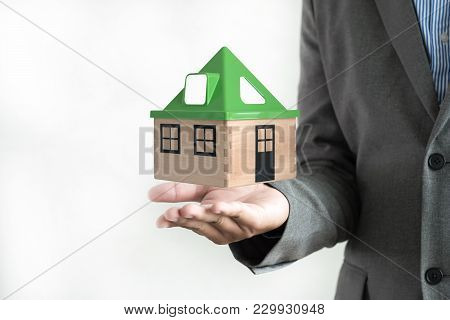 Hands Holding House .homeless Housing Shelter  Architecture  Building  Construction, Real Estate And