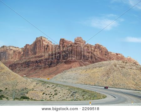 Capitol Reef Freeway