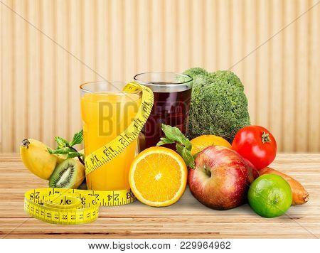 Healthy Lifestyle Eating Healthy Organic Food Seasonal Vitality Fresh Liquid