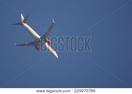 Boeing 737-900Er Of Thai Lion Air Airline.