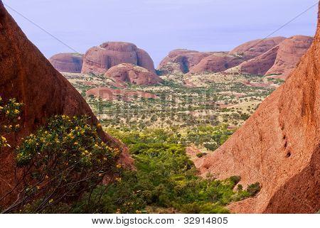 Olgas, Northen Territory, Australia