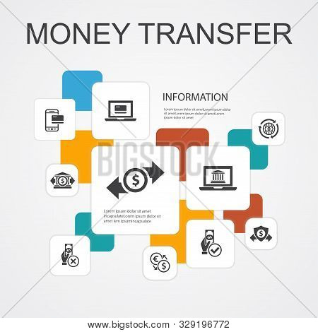 Money Transfer Vector Photo Free