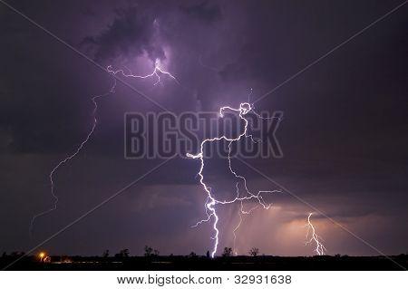 Rural Thunder.storm