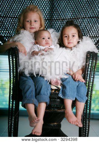 Three Beautiful Sisters
