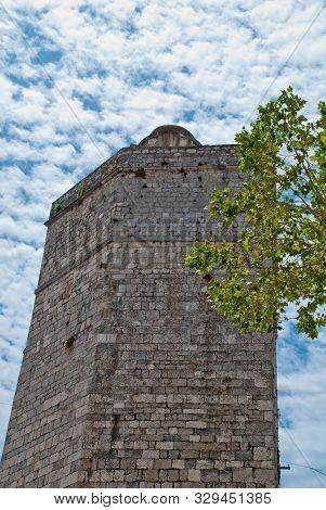 Zadar, Croatia: Captain's Tower (croat.