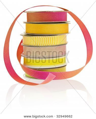 Isolated Objects: Craft Ribbons