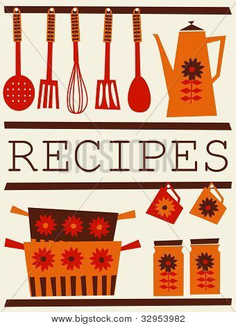 Recipes Card