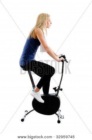 Riding Training Bike