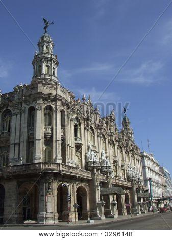 The Great Theater Of Havana