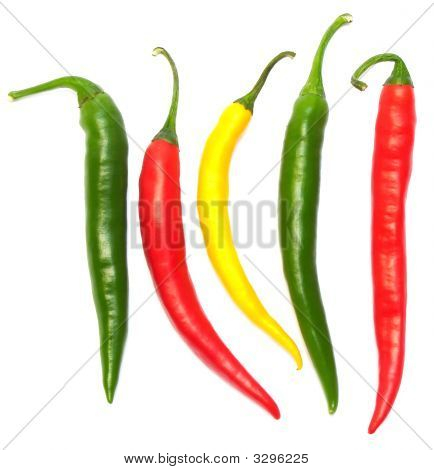 Hot Chilli Peppers