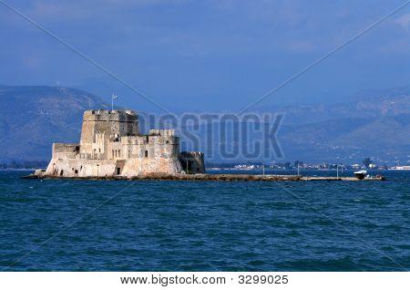 Nafplio Bourtzi Castle