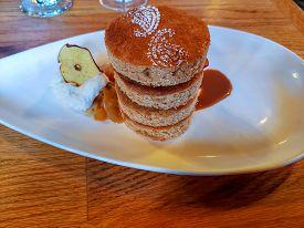 An Appalachian Traditional Dessert, Stocked Apple Spice Cakes.