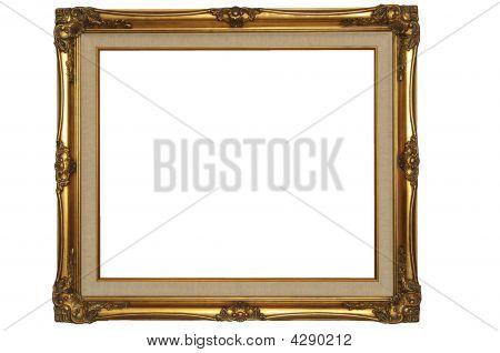 Gold Frame 2