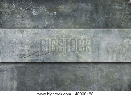 metallic abstract background