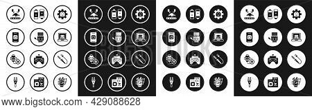 Set Robot, Mechanical Robot Hand, Turn Off From Phone, Robotic Arm Factory, Creating, Battery, Solde