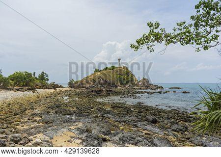 Lighthouse In Mu Ko Lanta National Park, Ko Lanta, Krabi, Thailand