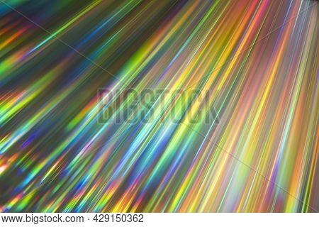 Metallic Holographic Background 3. High Quality Beautiful Photo Concept