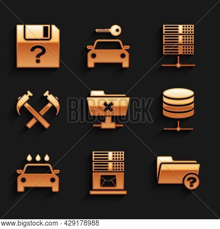 Set Ftp Cancel Operation, Mail Server, Unknown Directory, Server, Data, Web Hosting, Car Wash And Tw